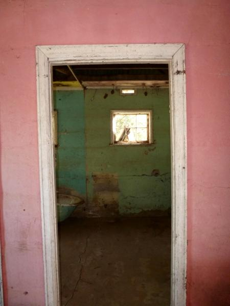 Old doorway Australia