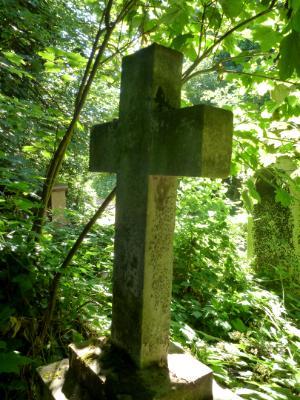 Cross in Abney Park London