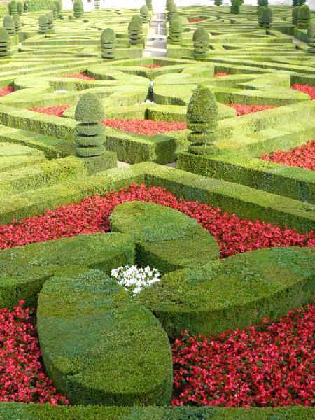 Chateau Garden France