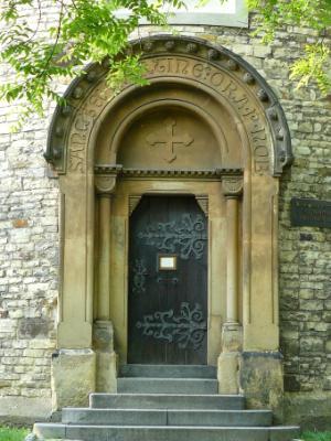 Door Prague