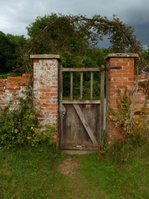 Suffolk Gate England