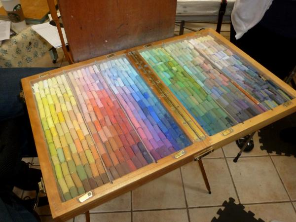 Richard's palette