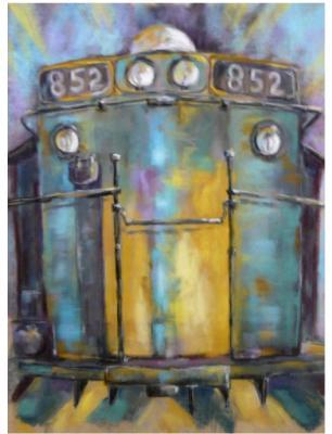 Train 852