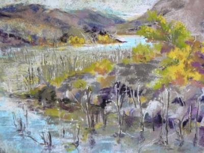 Autumn at Lake Hodges