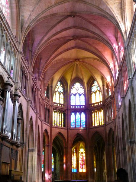 Church in Nevers