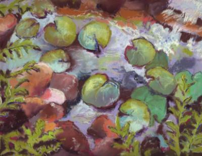 Ingrid's Pond 12x9