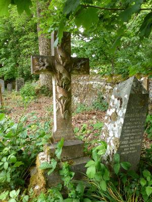 Old Scotish Tombstone