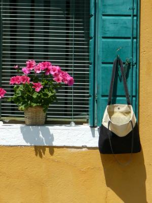 Window, Burano