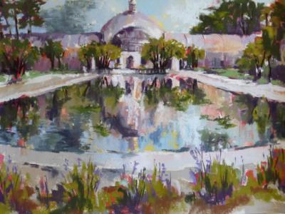 Balboa Reflections  17x10