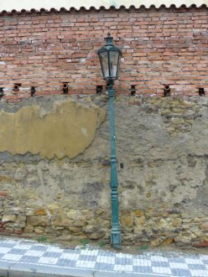 Lamp Post Prague