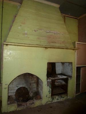 Yellow fireplace Australia