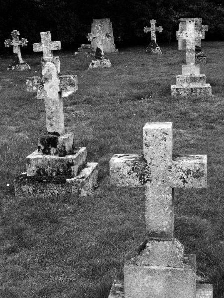 Sandringham tombstones
