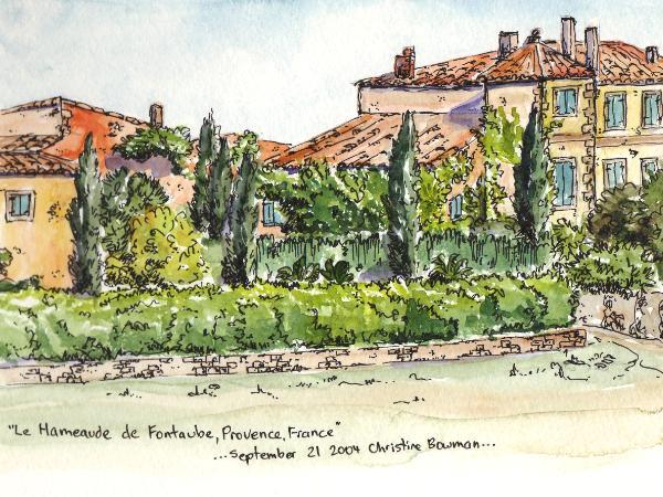 le Hameaude de Fontaube, France