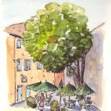 Goult, Provence, France