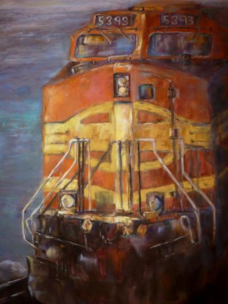 Train 5393
