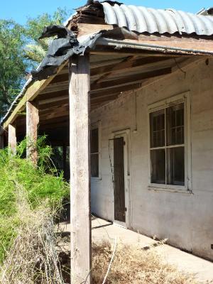 Old house Australia