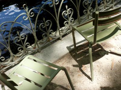 Garden chairs Paris