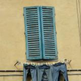 Jeans & shutters Siena