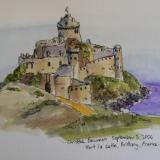 Fort la Latte Brittany, France