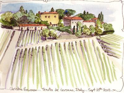 Tenuta de Corsano, Italy
