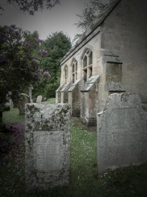 Humbie Church Scotland