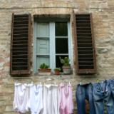 Washing Day Italy