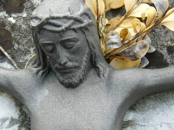 Grey Jesus