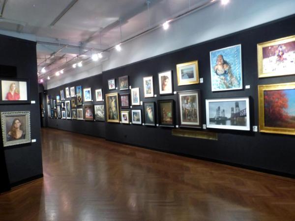 PSA exhibition