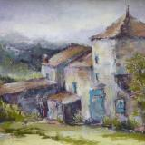 French Farmhouse 18x12