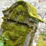 Mossy Tombstone Scotland