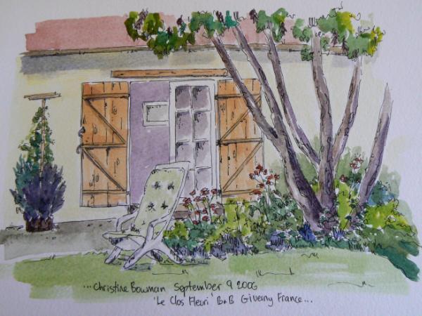 B&B Giverny, France