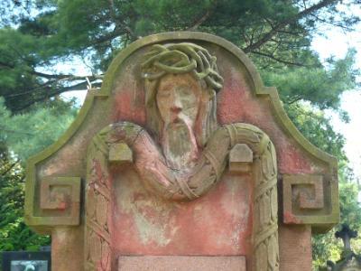 Tombstone Prague