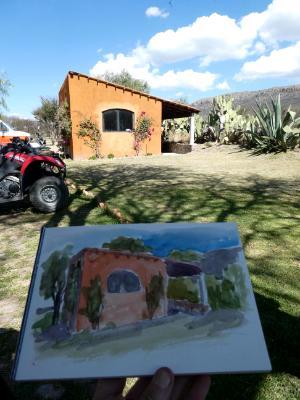 Horse Ranch, Mexico