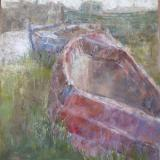 Boats at Johnshaven