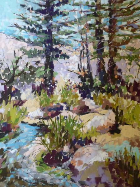 Woodland Creek 9x12