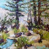 Woodland Creek 9x12
