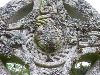 Cross detail Scotland