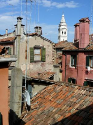 View from our room Venice